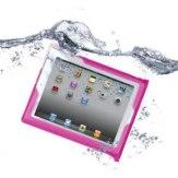 Funda sumergible DiCAPac WP-i20 Rosa para iPad