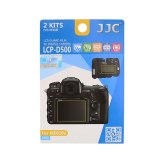 Kit x2 Protector de pantalla para Nikon D500