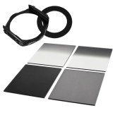 P Series Filter Holder + 4 52mm ND Square Filters Kit