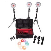 Antorcha LED Rotolight Neo Kit x3 Avanzado