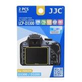 Película protectora de pantalla para Nikon D3300/D3200