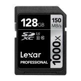 Memoria SDXC Lexar 128GB 1000x Profesional