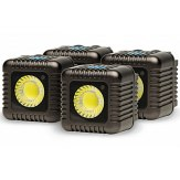 Antorchas LED Lume Cube Kit x4 Negra