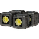 Antorchas LED Lume Cube Kit x4 Gris