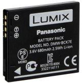 Batería de Litio Panasonic DMW-BCK7E