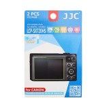 Kit x2 Protector de pantalla para Canon PowerShot SX720 HS