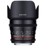 Samyang 50mm VDSLR T1.5 Lens Sony A