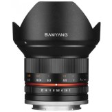 Objetivo Samyang 12mm f/2.0 NCS CS Canon M Negro