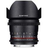 Samyang 10mm T3.1 VDSLR Samsung NX