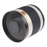 Súper Teleobjetivo de espejo Samyang 500mm f/6.3 Sony A