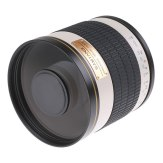 Súper Teleobjetivo de espejo Samyang 500mm f/6.3 Sony E