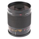 Súper Teleobjetivo de espejo Samyang 500mm f/8 MC