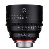 Objetivo Samyang Xeen 50mm T1.5 VDSLR FF Cine PL