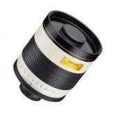 Súper Teleobjetivo Samyang 800mm f/8 MC IF Mirror para Samsung