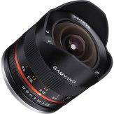 Samyang 8mm f/2.8 II Sony E Ojo de Pez