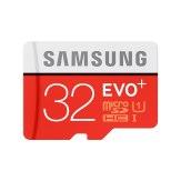 Memoria Samsung microSDHC 32GB Evo Plus Clase 10 + adaptador