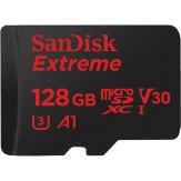 Memoria microSDXC SanDisk 128GB Extreme A1