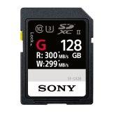 Memoria SDXC Sony Professional 128GB Clase 10 UHS-II
