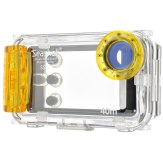 Carcasa submarina Seashell SS-i5 para iPhone 5, 5S y 5C Ambar
