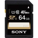 Memoria SDHC Sony Profesional 64GB UHS-3 Clase 10