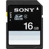 Memoria SDHC Sony 16GB Class 4