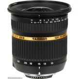 Objetivo Tamron SP 10-24mm f/3,5-4,5 DI II AF Pentax