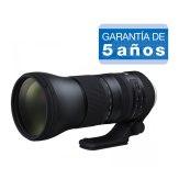 Objetivo Tamron 150-600 mm f/5-6.3 SP Di VC USD G2 Telefoto Nikon
