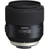 Objetivo Tamron SP 85 mm f/1,8 DI VC USD Nikon