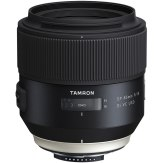 Objetivo Tamron SP 85 mm  f/1,8 DI USD Sony