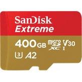 Tarjeta SanDisk microSDXC 400GB V30 A2 160MB/s