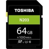 Toshiba SDXC N203 64GB 100MB/s