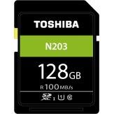 Toshiba SDXC N203 128GB 100MB/s