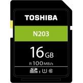 Toshiba SDHC N203 16GB 100MB/s