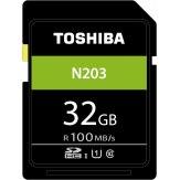 Toshiba SDHC N203 32GB 100MB/s