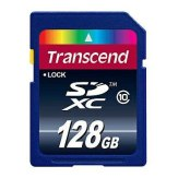 Memoria Transcend SDXC 128GB Ultimate Clase 10