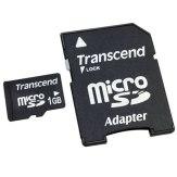 Memoria Transcend MicroSD Transflash 1GB
