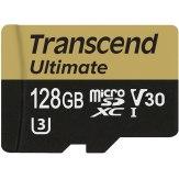 Memoria microSDXC Transcend 128GB UHS-I MLC U3