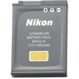 Batería de litio Nikon EN-EL12