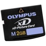 Olympus xD 2GB Type M Memory Card
