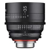Objetivo Samyang Xeen 35mm T1.5 FF Cine MFT