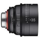 Objetivo Samyang Xeen 35mm T1.5 FF Cine PL