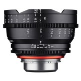 Objetivo Samyang Xeen 14mm T3.1 FF Cine PL