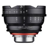 Objetivo Samyang Xeen 14mm T3.1 FF Cine Canon