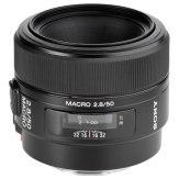 Objetivo Sony 50mm f/2.8 Macro