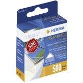 Esquinas adhesivas Herma para fotos 500 Unidades 1383
