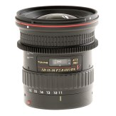 Objetivo Tokina AT-X 11-16mm f/2,8 Pro AF DX Video Canon