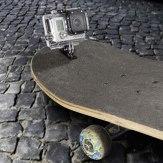 Adaptador de placa de tornillo Mantona para GoPro