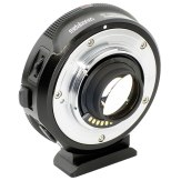 Adaptador Metabones Speed Booster 0.64x Canon EF a Blackmagic BMCC T