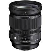 Objetivo Sigma 24-105mm f4,0 DG OS HSM AF Nikon