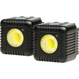 Antorchas LED Lume Cube Kit x2 Negra
